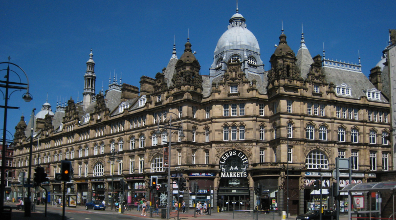 Kirkgate Market - A Location For Filming in Leeds
